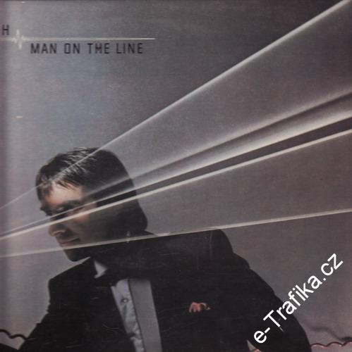 LP Chris De Burgh, Man on the line, 1984