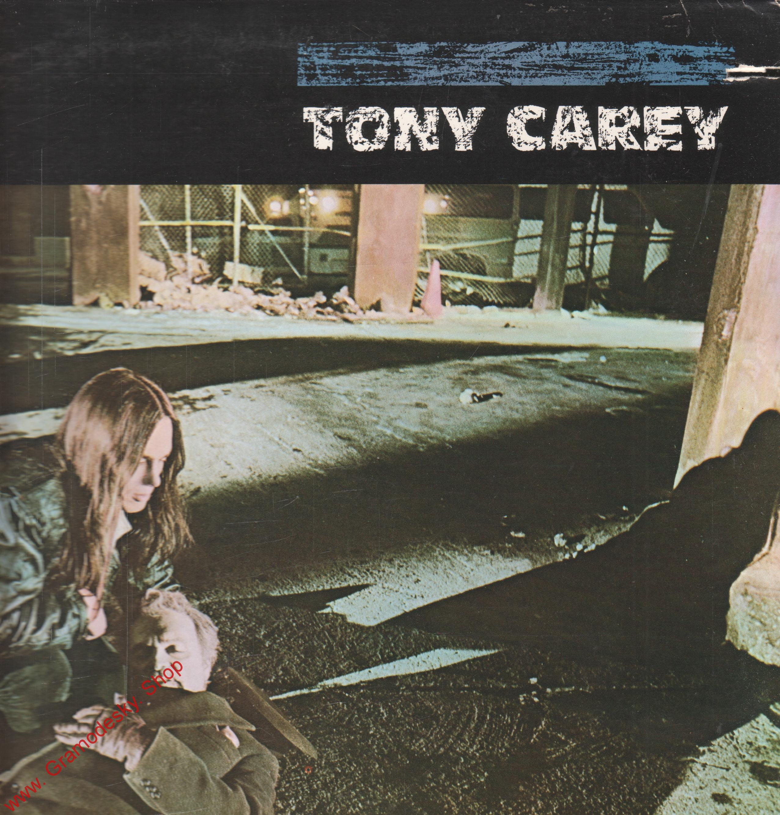 LP Tony Carey, Some Tough City, 1984 MCA Records