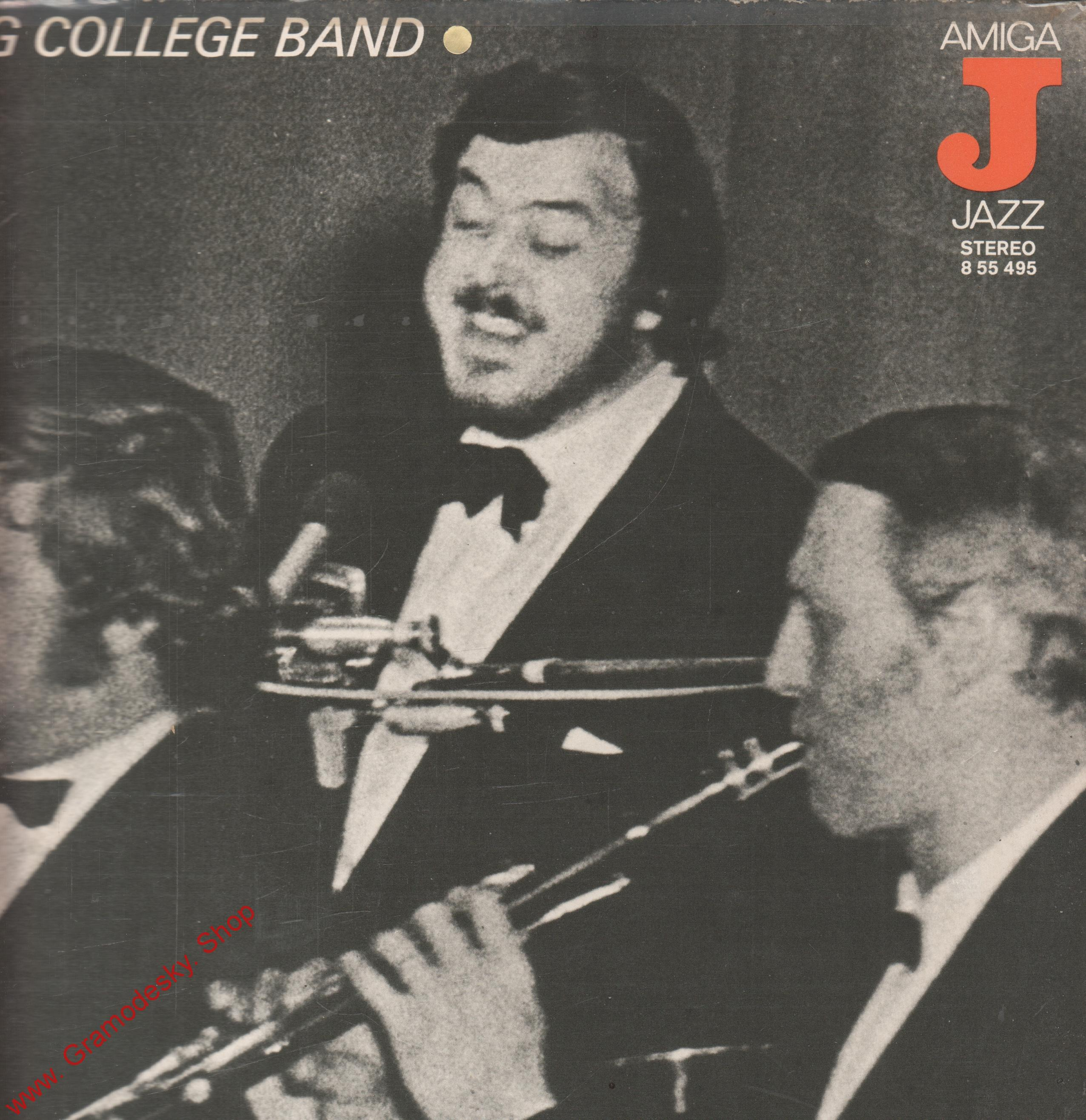 LP The Dutch Swing College Band, Jazz, Stereo, 8 55 495