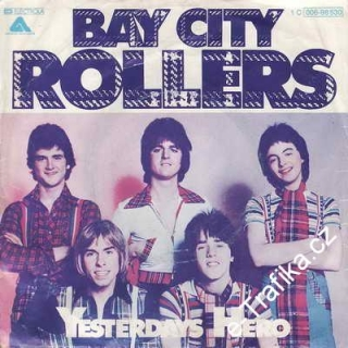 SP Bay City Rollers, 1976