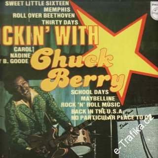 LP Rockin´ With, Chuck Berry, 1955 - 1964