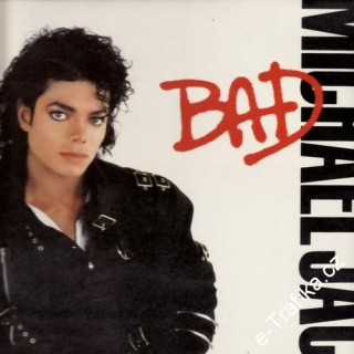 LP Michael Jackson, BAD, 1989