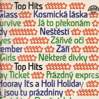 LP Top hits, 1980