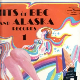 LP Hits of BBC and Alaska records 1, 1975 - 76