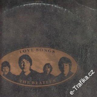 LP The Beatles, Love songs, 2album, 1977