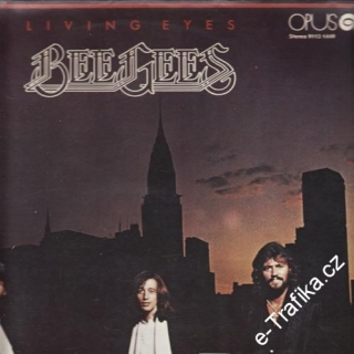 LP Bee Gees, Living Geyes, 1981