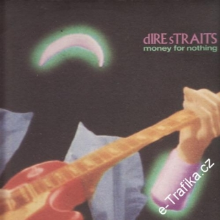 LP dIRE sTRAITS, Money for nothing, 1988