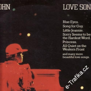 LP Elton John, Love songs, 1982