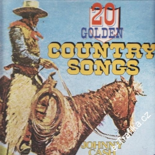 LP Country Songs, 20 Golden, 1984