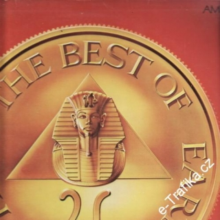 LP The Best Of Earth, Wind a Fire