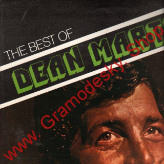 LP Dean Martin, The Best Of, 1985, 1113 3710 ZD