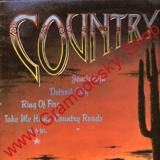 LP Country Roads, 1985, 8 56 121, stereo