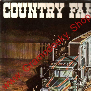 LP The Country Family, 11 Ton, 1982