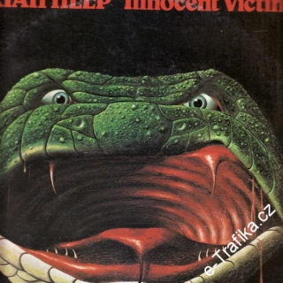 LP Uriah Heep, Innocent Victim, 1977