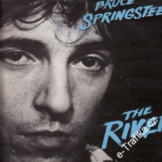 LP Bruce Springsteen, The River, 2album, 1980