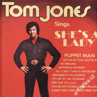 LP Tom Jones, 1971