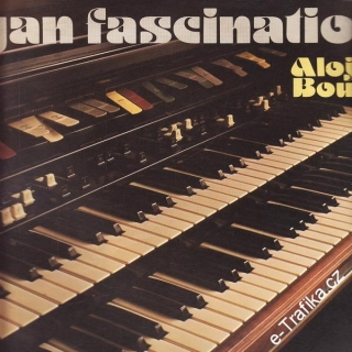 LP Alojz Bouda, Organ Fascination, 1976