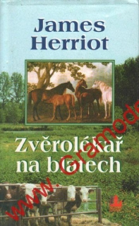 Zvěrolékař na blatech / James Herriot, 1999