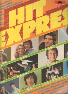 LP Hit Express, 27 658 4, stereo