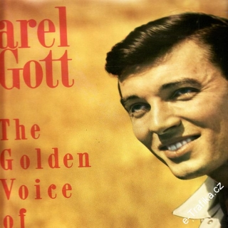 LP Karel Gott, The Golden Voice of Prague, 1970