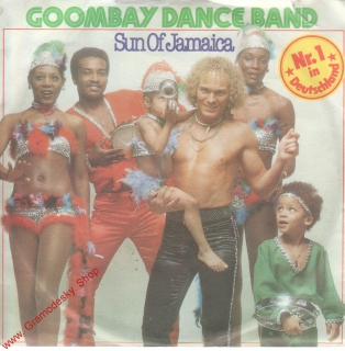 SP Goombay Dance Band, Sun Of Jamaica, 1979
