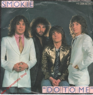 SP Smokie, Do To Me, Cryin, 1979