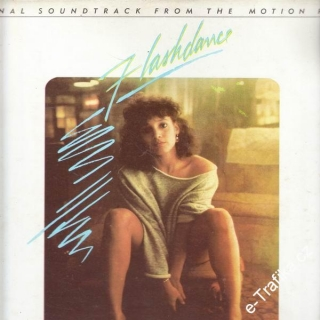 LP Flashdance, original soundtrack from the motion picture, 1983, Bulharia, II