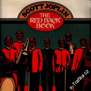 LP Scott Joplin, The Red Back Book, 1981 ragtime