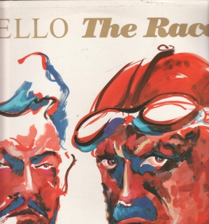 LP Yello, The Race, 1988