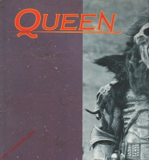 LP Queen, A Kind Of Magic, A dozen Red Roses Ror My Darling, Highlander, 1986