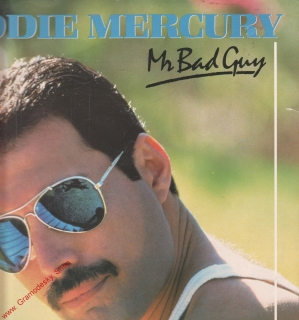 LP Freddie Mercury, Mr Bad Guy, 1985