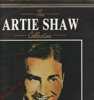 LP Artie Shaw / The Collection, 20 Golden Greats, 1984