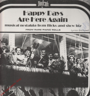 LP Biograph, Happy Days Are Here Again, 1977