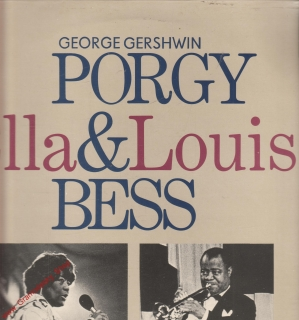 LP Ella Fitgeraldová, Louis Armstrong, Porgy a Bess, George Gershwin, 1979