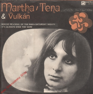 SP Martha a Tena Elefteriadu, Rescue Me, Soul Of The Man, 1969