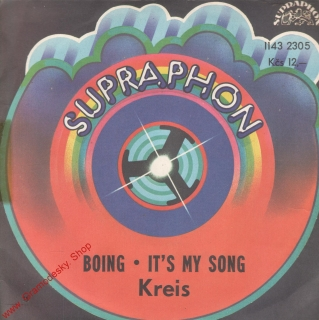 SP Kreis / Boing, It's My Song, 1979