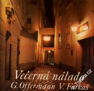 LP Večerná nálada, Evening mood, G.Offermann, V.Farkaš, 1975