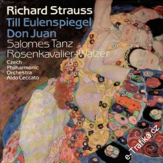 LP Richard Strauss, 1987 1110 4150 ZA
