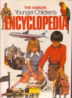 The Hamlyn Younger Children's Encyclopedia / Kenneth Bailey, 1982 anglicky