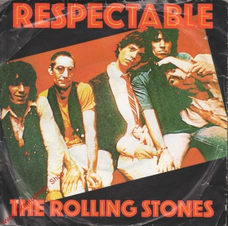 SP Respectable, The Rolling Stones, 1978