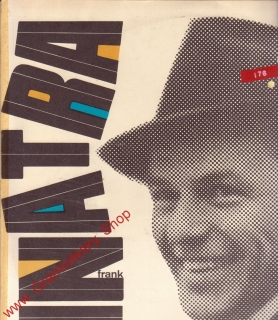 LP Frank Sinatra, Come Fly With Me, 1970