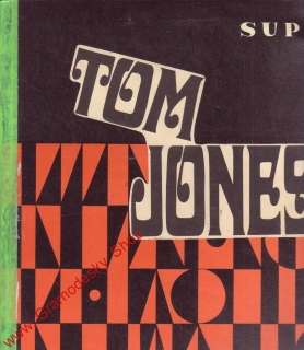 LP Tom Jones, 1970, Supraohon