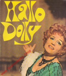 LP Hallo Dolly, Gisela May, 1972