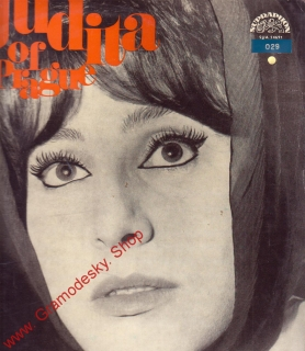 LP Judida of Prague, Judita Čeřovská, 1966