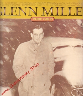 LP Glenn Miller, Pure Gold, 1975