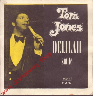 SP Tomes Jones, Smile, Delilah, 1968