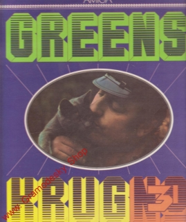 LP Greens Krug No. 3, stereo, Amiga, 855357