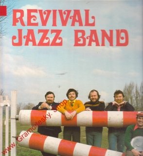 LP Revival Jazz Band, 1975. Opus, stereo 91150384