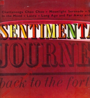 LP Sentimental Journey, Back To The Forties, 1974, stereo 1131587