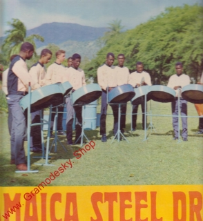 LP Jamaica Steel Drums, Polydor, 184096
